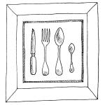 picto cadre pour objet de Axelle Gay pour l'atelier des 4 coins