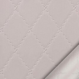 papier simili cuir lissé aux motifs en losange faisant penser à des diamants rose pâle
