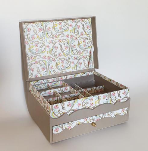 atelier des 4 coins - boite à bijoux pastel