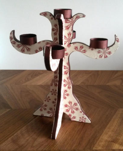 atelier des 4 coins - chandelier