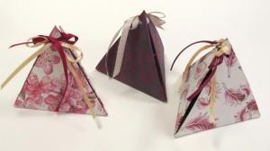 cartonnage création berlingots déco -atelier des 4 coins